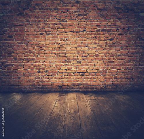 old room, retro filtered, instagram style Fototapete