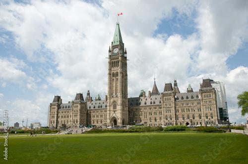 Fotografia  The Parliament - Ottawa - Canada