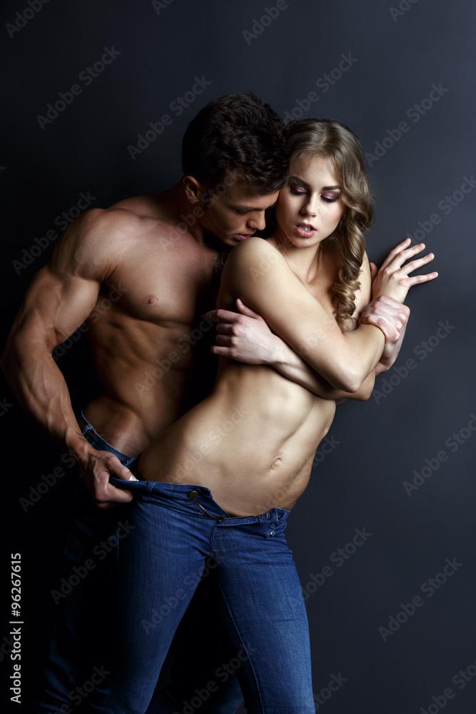 Muscle man strips