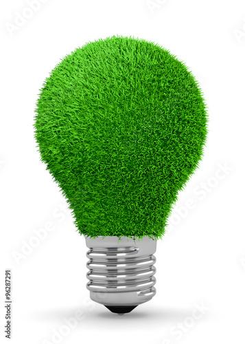 Fotografía  energia verde