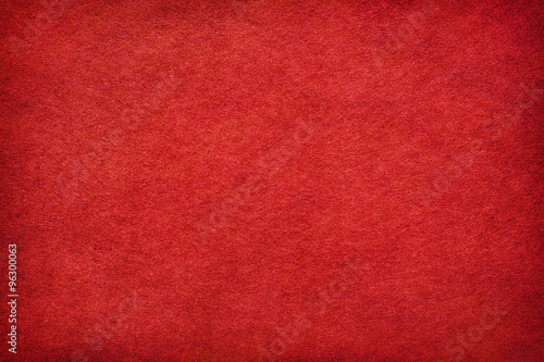 Fotografie, Obraz  Abstrakt červená cítil pozadí