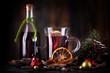 Glühwein - Weihnachtsdeko