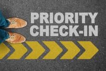 Th N Priority Check-in I