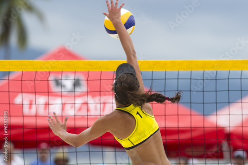 obraz lub plakat Volleyball Player