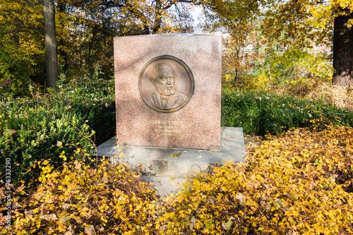 Fotografia  Lothar-Streit-Denkmal