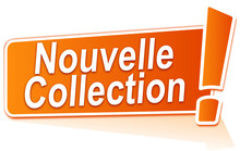 Nouvelle Collection Sur étiquette Orange