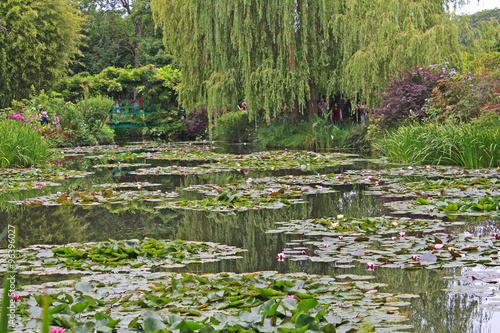 Foto  Jardin de Giverny