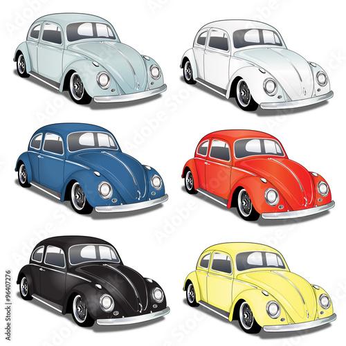vintage-classic-car-w-wielu-kolorach