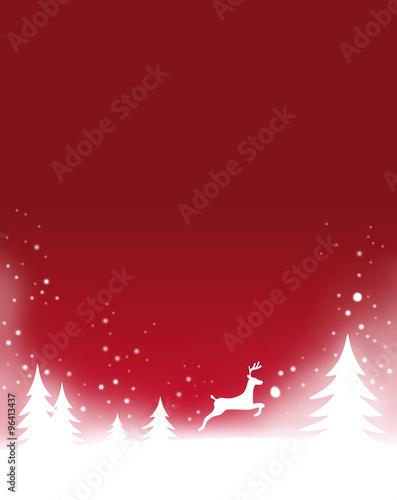 Foto op Plexiglas Bordeaux Weihnachten Hintergrund