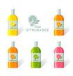 Citrusade bottles