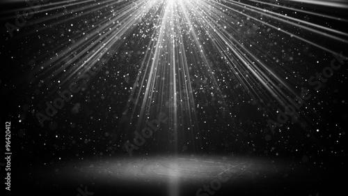 Obrazy czarno białe  swiatlo