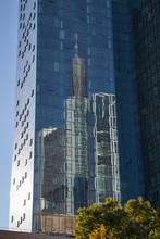 Deutschland, Hessen, Frankfurt, Gallileo, Fassade, Commerzbank T