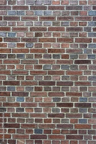 Poster Baksteen muur Brick texture