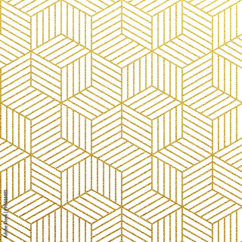 wektorowy-geometryczny-zloto-wzor