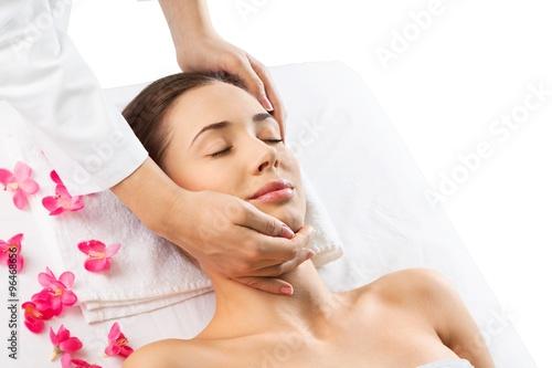 Aromatherapy. Obraz na płótnie