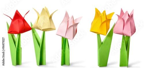 Fototapeta  Origami.