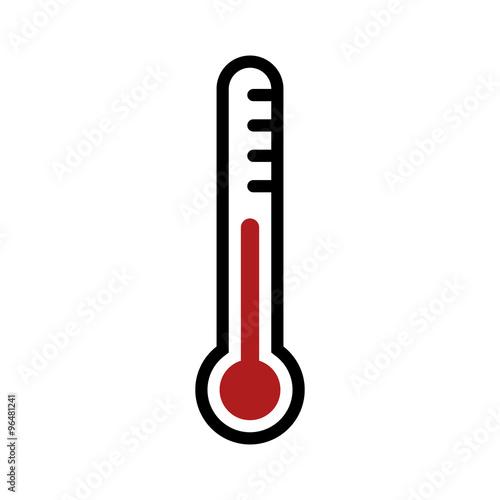 Fotografija Thermometer - medical device for measuring temperature