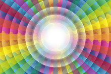 #Background #wallpaper #Vector #Illustration #design #free #free_size #charge_free #colorful #color Rainbow,show Business,entertainment,party,image 背景素材壁紙,虹色,レインボーカラー,幻覚,カラフル,円形,リング,波紋,エスニック,サイケデリック