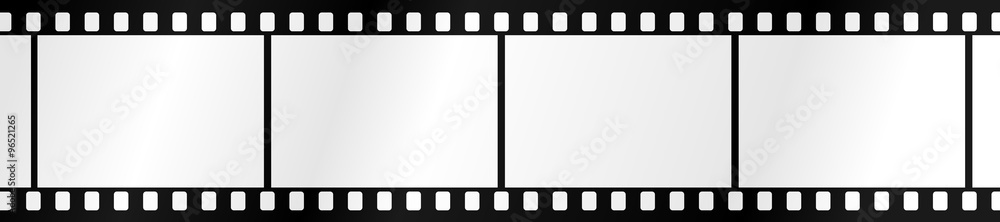 Fototapety, obrazy: Filmrolle S/W