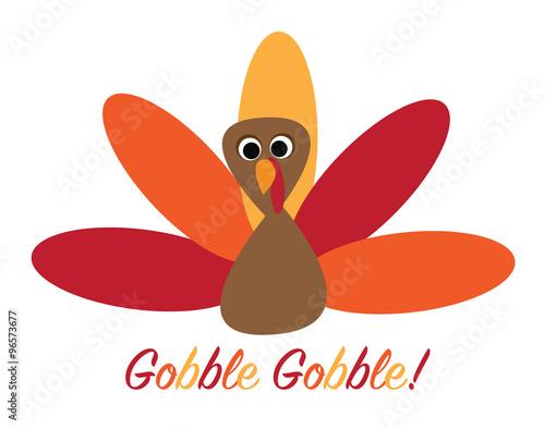 Fotografija  Gobble Gobble Turkey