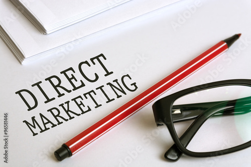 Marketing direct Poster