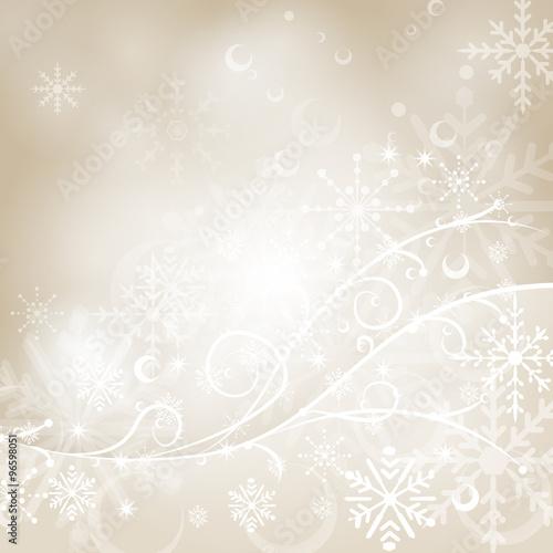 Foto-Kissen premium - Weihnachtlicher Hintergrund (von Artalis-Kartographie)