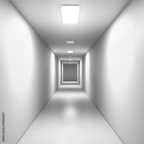 Fotografia  Empty corridor