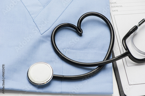 Foto stethoscope