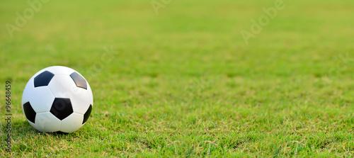 Fotografie, Obraz  soccer field