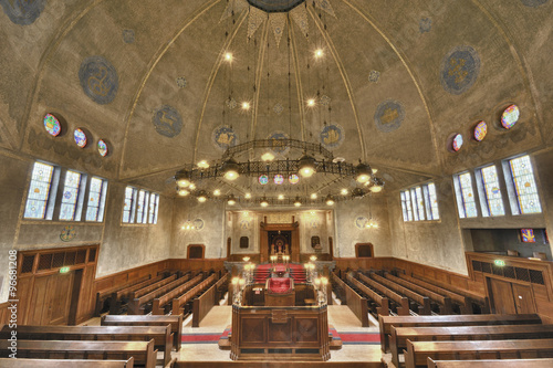 Slika na platnu synagogue in Enschede