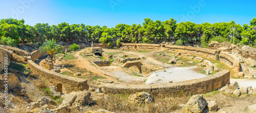 Fotografía The antique ruins
