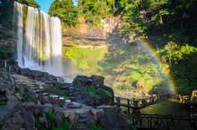 Damb'ri Waterfall