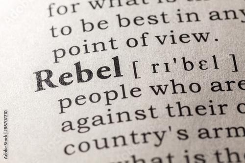 Fotografija  rebel