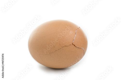 Aluminium Prints Grocery Crack egg