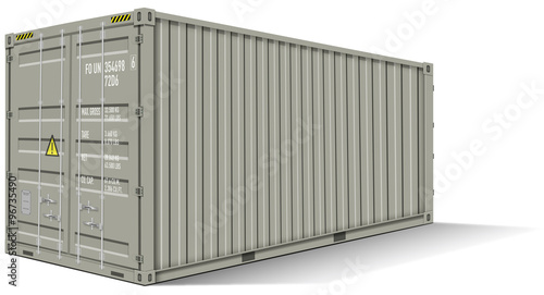 Container 3D-03