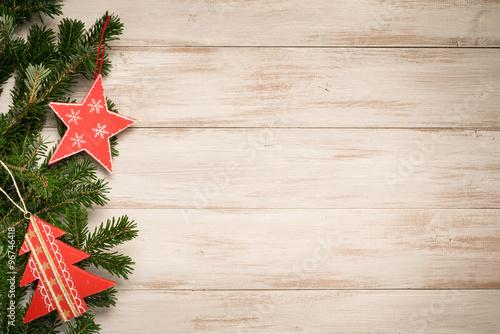 Fotografie, Obraz  Vánoční pozdrav