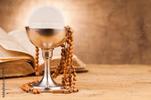 Valokuva  holy communion composition