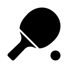 Ping Pong Table Tennis Paddle ...
