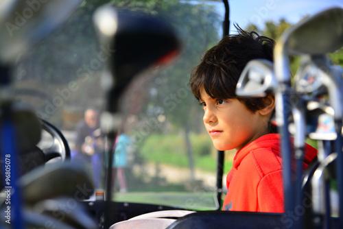 Fotografía  Golf junior lessons