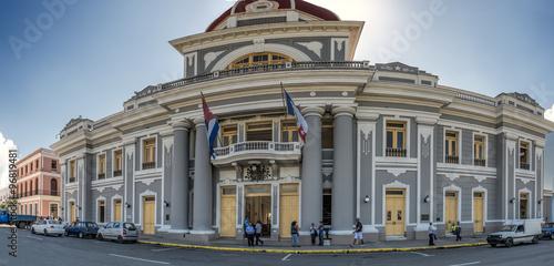 Photo  Parlament Cuba
