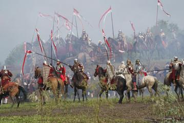Fototapeta Militaria husaria - SONY DSC