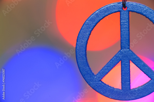 Foto  Peace symbol