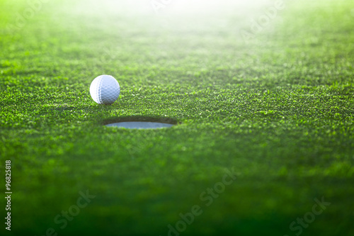 Fotografia, Obraz  Golf-ball