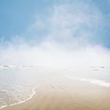 Foggy Seascape - 96849291
