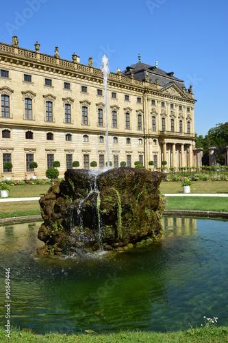 La pose en embrasure Vienne Bishop's Residence in Würzburg, Germany (Würzburger Residenz)