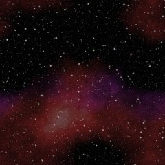 Looking into deep space. Dark night sky full of stars. The nebula in outer space.