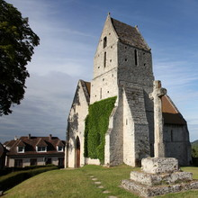 Eglise De Criqueboeuf En Calva...