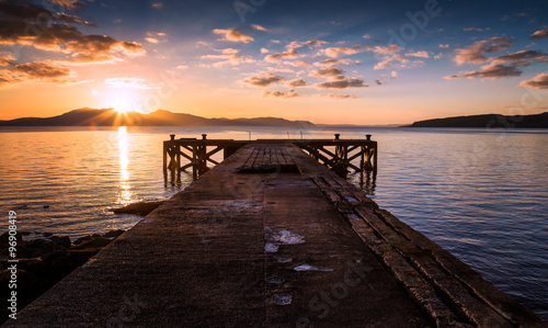 Photo Portencross Pier