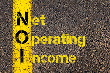 Business Acronym NOI As Net Operating Income