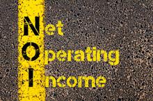 Business Acronym NOI As Net Op...